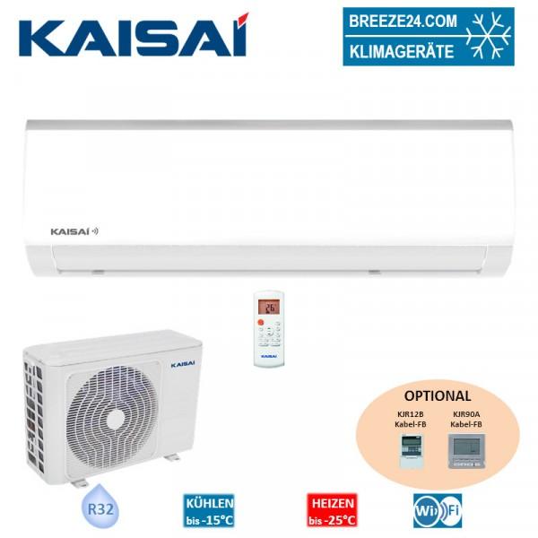 Set KWX-12HRDI Wandgerät Fly + KWX-12HRDO R32 Kaisai Klimaanlage