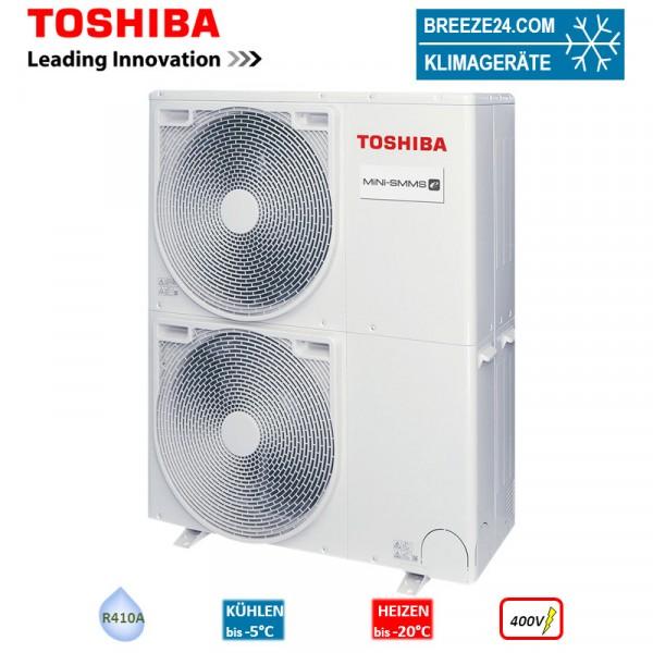Toshiba MCY-MHP0404HS8-E VRF-Außengerät für bis zu 8 Innengeräte 400V 12,1 kW