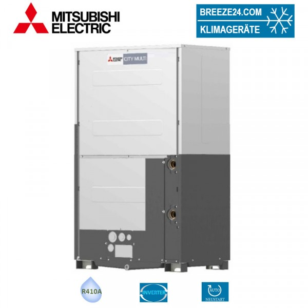 PQHY-P400YLM-A wassergekühltes VRF-Außengerät City Multi für 1 bis 34 Innengeräte