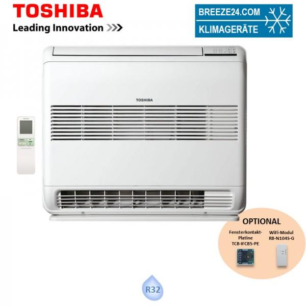 Toshiba Truhengerät 5,0 kW - RAS-B18J2FVG-E - R32