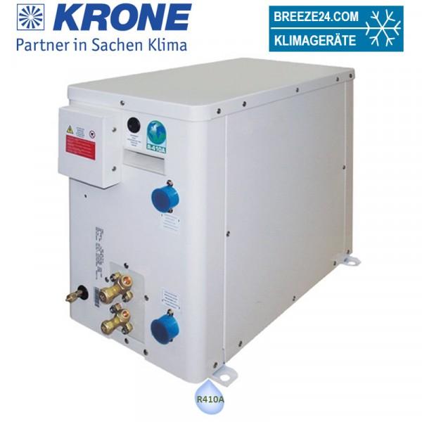 Wassergekühlter Verflüssiger KD 009 C