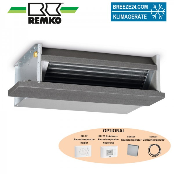 Remko Deckentruhe 5,35 kW - KWK 535 ZW wassergekühlt
