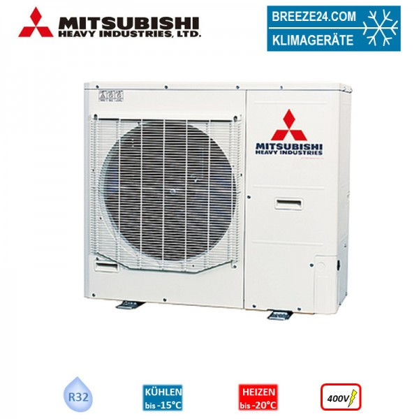 FDC155KXZES1-W Mitsubishi Heavy Außengerät für 1-10 Innengeräte VRF 15,5 kW R32 400V