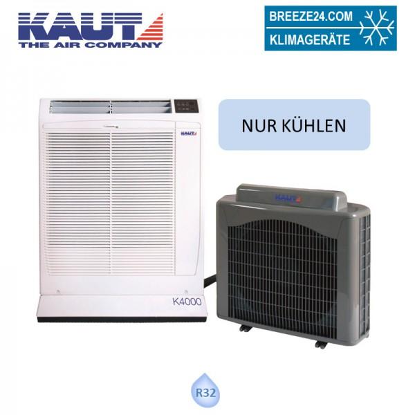 KAUT K4000 Mobiles Inverter-Split-Klimagerät 5,2 kW R32