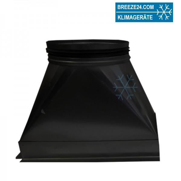 Kanaladapter auf Wunsch Übergang 1 bis 3 NW 160-200 mm