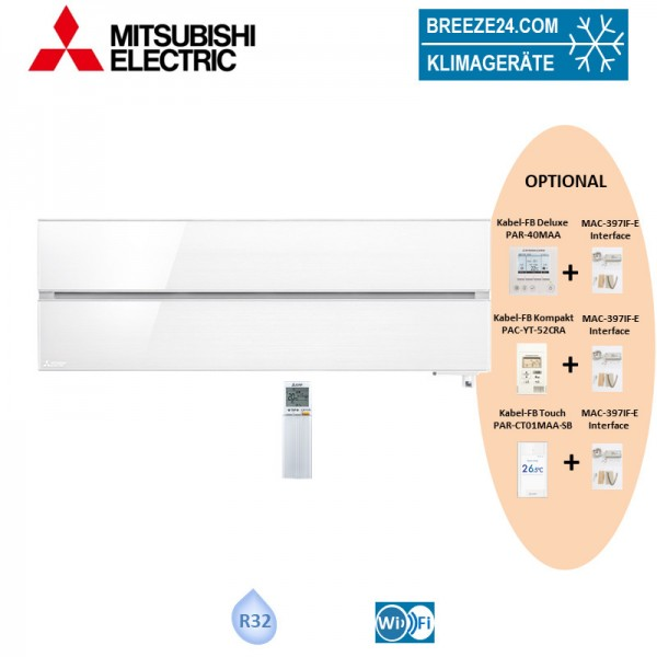 Mitsubishi Electric Wandgerät Diamond 6,1 kW - MSZ-LN60VG2V (nur Monosplit) R32 Klimaanlage