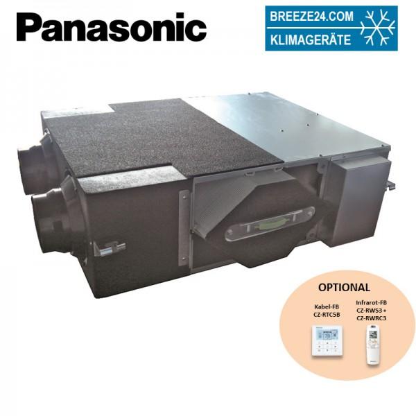 Panasonic PAW-01KZDX3N Kreuzstromwärmetauscher mit Wärmerückgewinnung