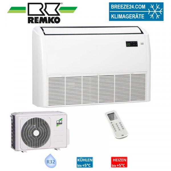 Set RXT 525 DC Truhengerät + Aussengerät R32 Remko Klimaanlage