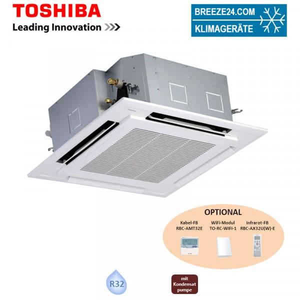 Toshiba RAV-RM801UTP-E 4-Wege-Deckenkassette (Simultan) 7,1 kW