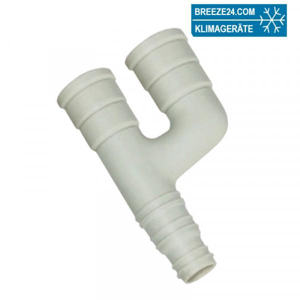 SC-YW-16-18 Y-Verzweigung für Kondensatschlauch