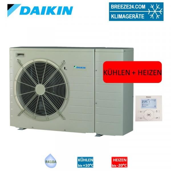 EWYQ-BVP004 Luftgekühlter Kaltwassersatz Kühlen und Heizen