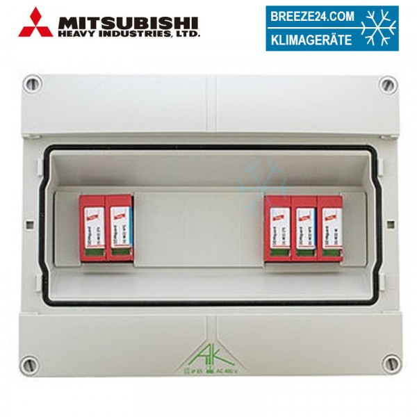 Blitz- und Überspannungsschutz für Mitsubishi Heavy Geräte