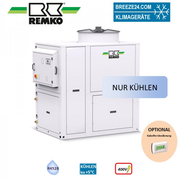 Remko KWE 640 Eco Kaltwasser-Erzeuger nur Kühlen 64,1 kW