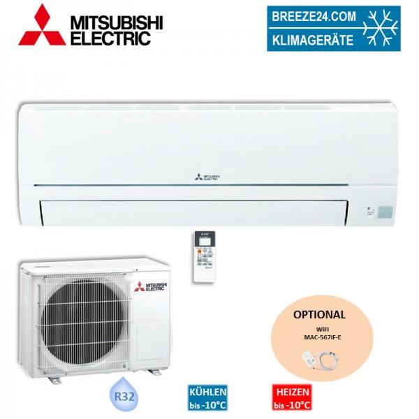 Mitsubishi Electric Set Wandgerät 3,4 kW - MSZ-HR35VF + MUZ-HR35VF R32 Klimaanlage