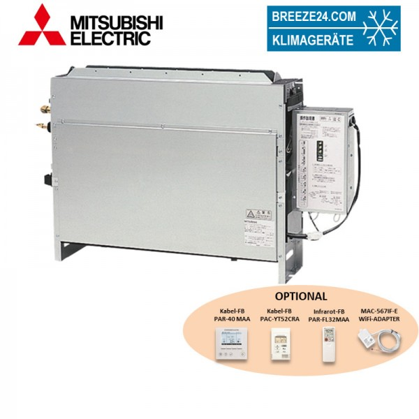 Mitsubishi Electric HVRF Truhengerät 5,6 kW - PFFY-WP50VLRMM-E