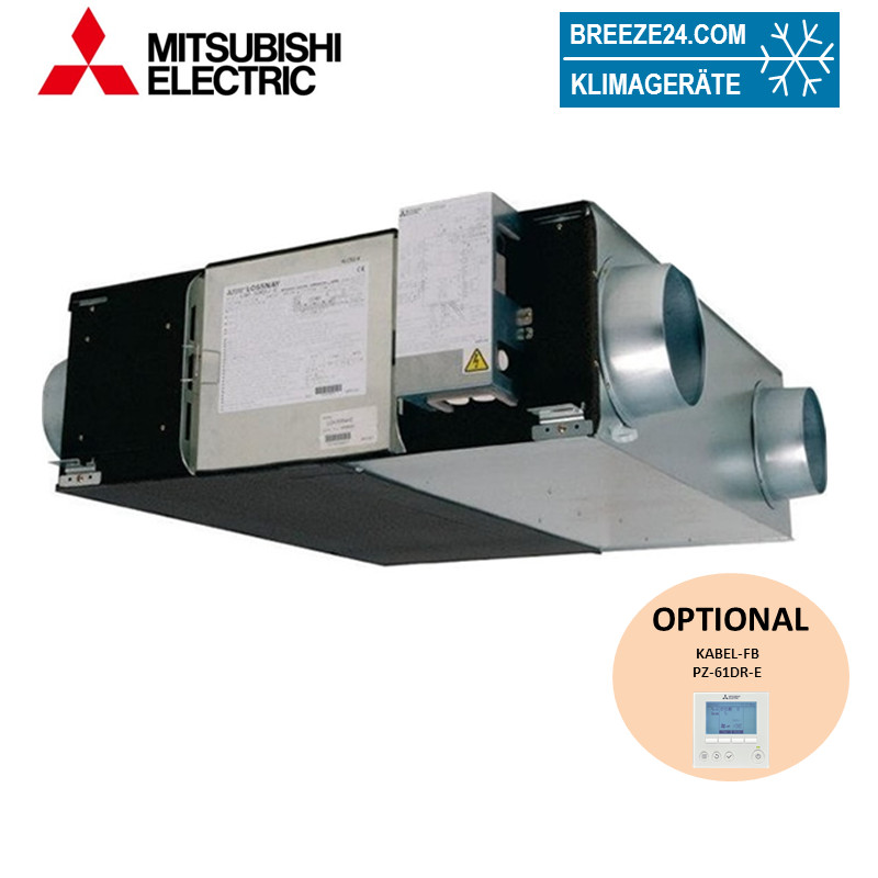 LGH-15RVX-E Luftkanalgerät