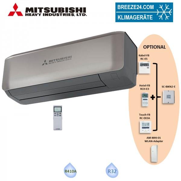 Mitsubishi Heavy Wandgerät 5,0 kW - SRK50ZS-WT - R32 oder R410A