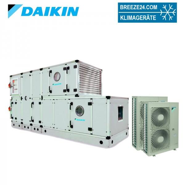 Daikin DE.AHU_KP15 Frischluftpaket Lüftungsgerät Be-/Entlüftung mit Wärmerückgewinnung 13200m³/h