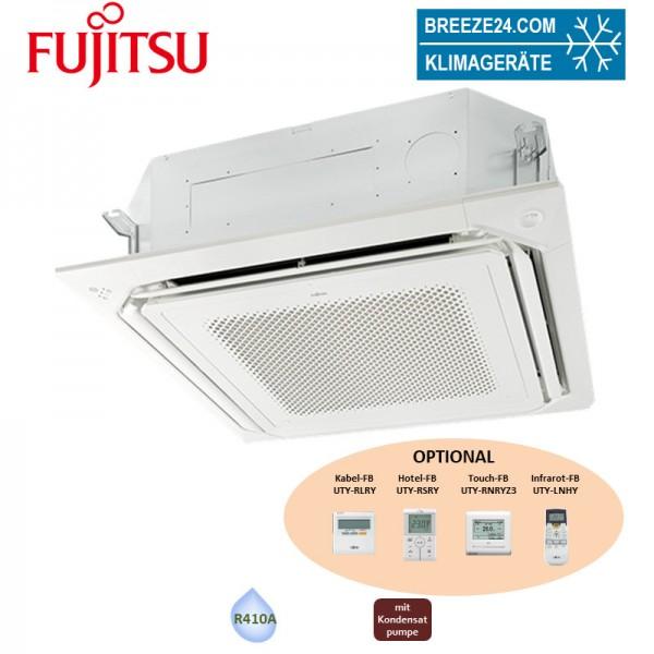 Fujitsu VRV 4-Wege-Deckenkassette AUXK 034GLEH - 10,0 kW