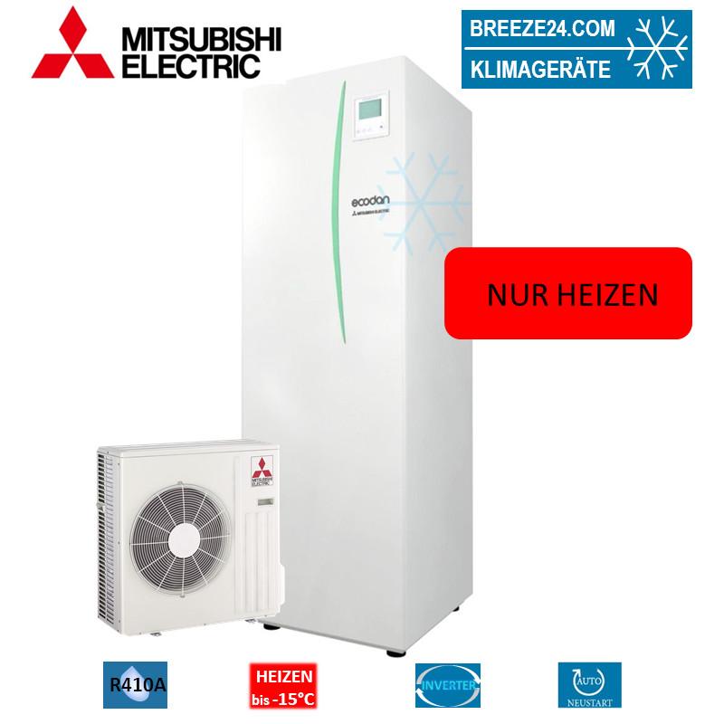 Set EHST20D-VM2C Hydrobox + Speicher + Wärmepumpe SUHZ-SW45VAH nur Heizen