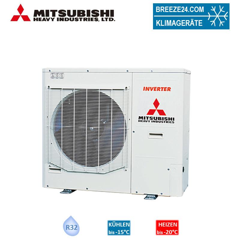 Mitsubishi Heavy FDC 125 VNA-W Außengerät 12,5 kW R32