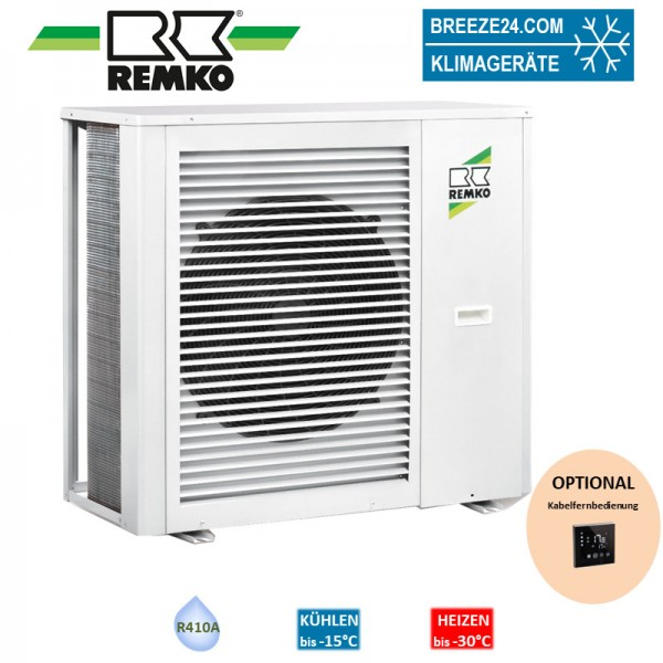 Remko RVS 260 DC Kaltwasser-Erzeuger 22,5 kW 400V
