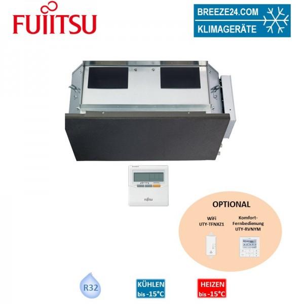 ARXG 45KHTA Fujitsu Kanalgerät 12,1 KW R32 Fujitsu