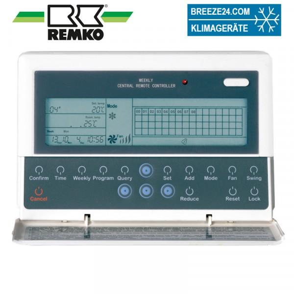 MCC-1 Multi-Central-Controller zur Steuerung von bis zu 64 Innengeräten