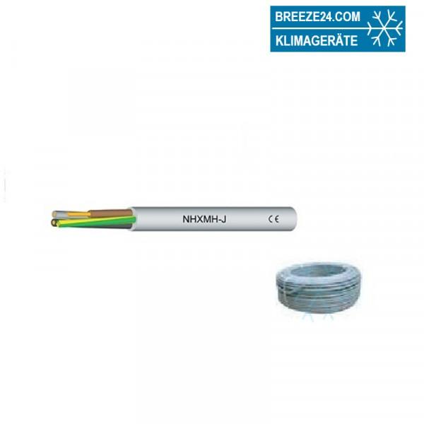 NHXMH-J 3 x 1.5 mm² Installationskabel Halogenfrei
