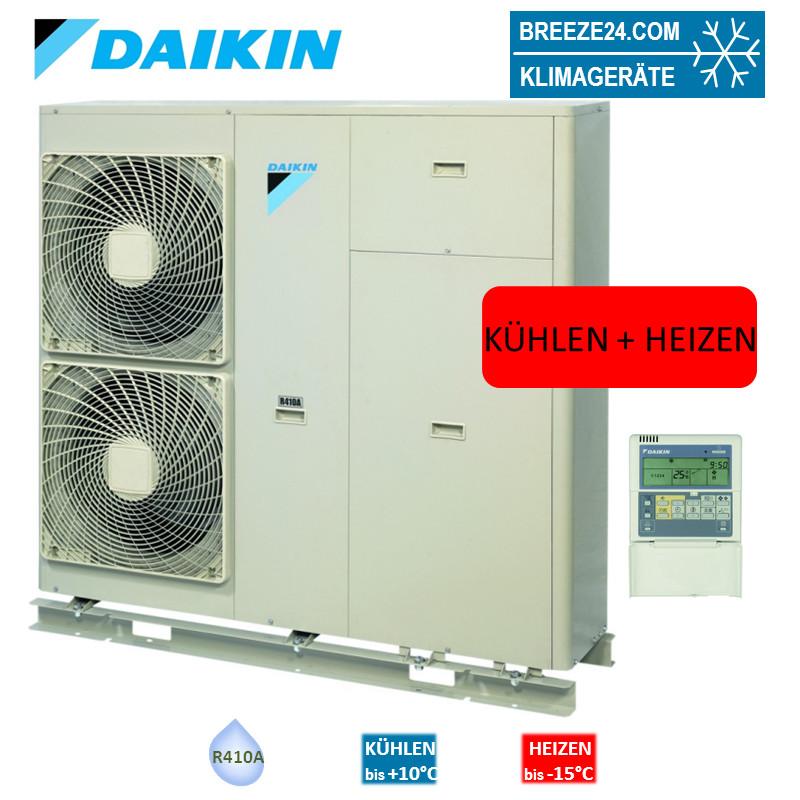 EWYQ-ACW1P011 Luftgekühlter Kaltwassersatz Kühlen und Heizen
