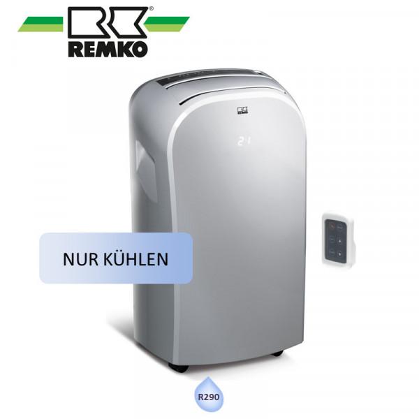 Remko MKT 295 Eco S-Line Mobile Klimaanlage nur Kühlen 2,9 kW