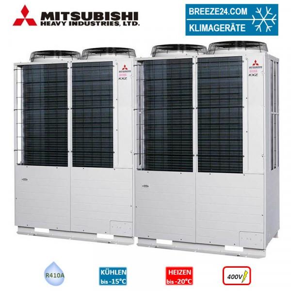 Mitsubishi Heavy FDC 615 KXZXE1 VRF-Außengerät (400 V) für 2 bis 65 Innengeräte 61,5 kW