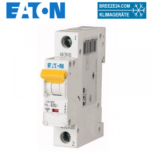 Leitungsschutzschalter PXL-C25/1 C25A 1polig