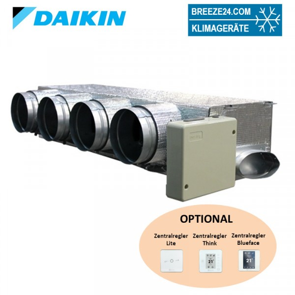 AZEZ6DAISL01M4 Mehrzonen-Kanaladapter Multi-Zonen-Kit