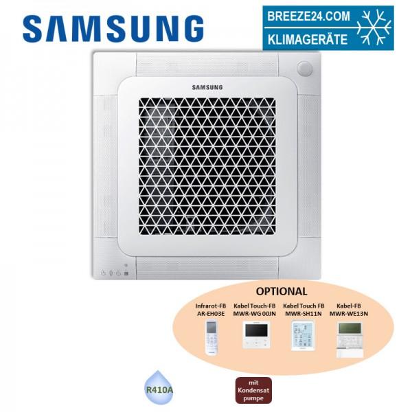 Samsung Wind-Free Deckenkassette AM 128 NN4DEH + Paneel PC4NUFMAN (nur DVM S) 12,8 kW