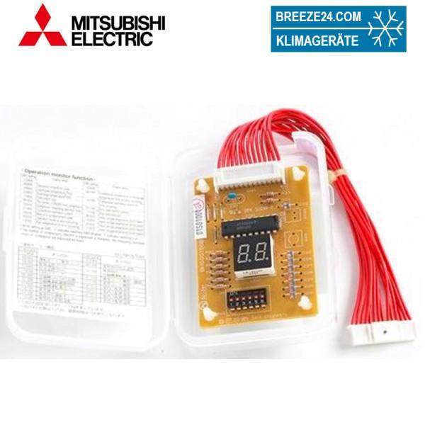 PAC-SK52ST Service-Display für Mitsubishi-Electric Außengeräte