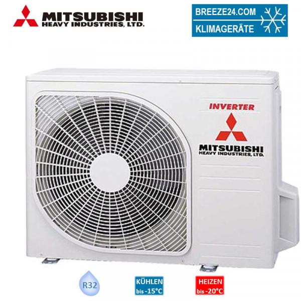 Mitsubishi Heavy SRC 40 ZSX-W1 Außengerät 4,0 kW R32