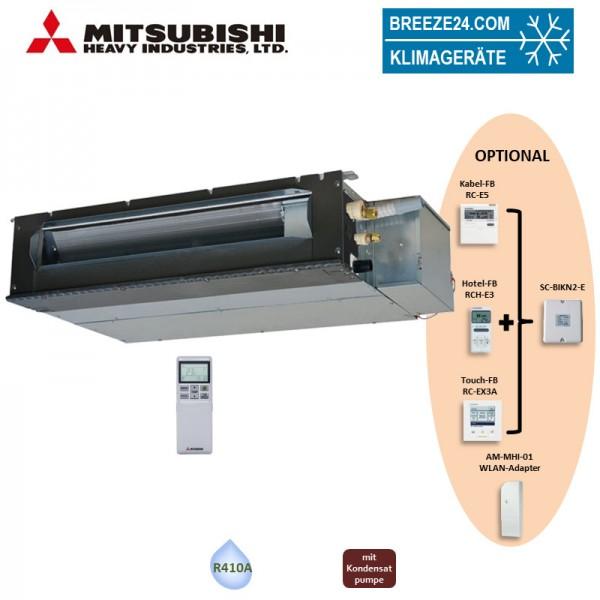 Mitsubishi Heavy Kanalgerät 2,5 kW - SRR25ZM-S - R410A