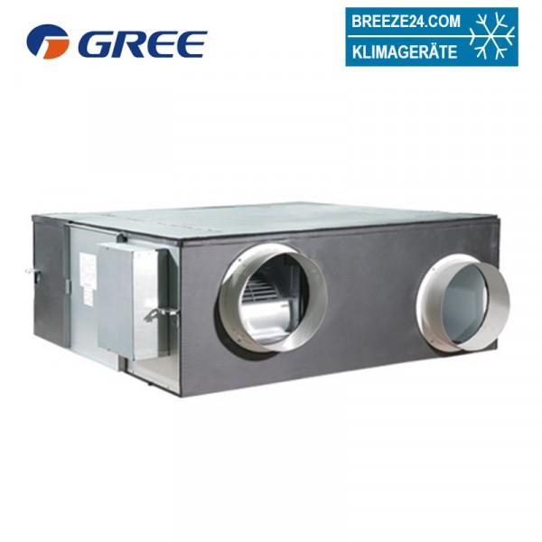 FHBQ-D10-K Wärmetauscher mit Wärmerückgewinnung