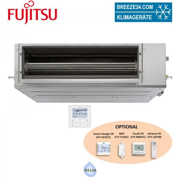 Fujitsu Kanalgerät 19,0 kW - ARYG 72LHTA High Power-Zwischendeckenmodelle- R410A