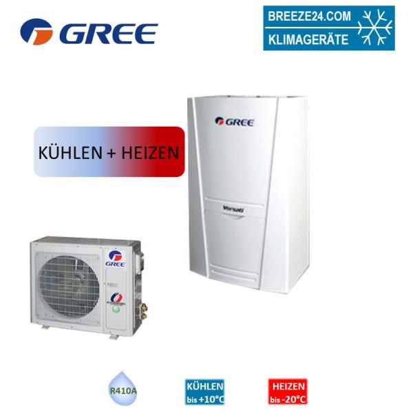 Set GRS-CQ08-V2PK-I Hydrobox + Wärmepumpe GRS-CQ08-V2PK-O