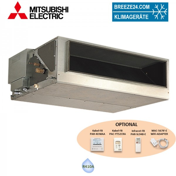 PEFY-P250VMHS-E-F Frischluft-Kanaleinbaugerät VRF