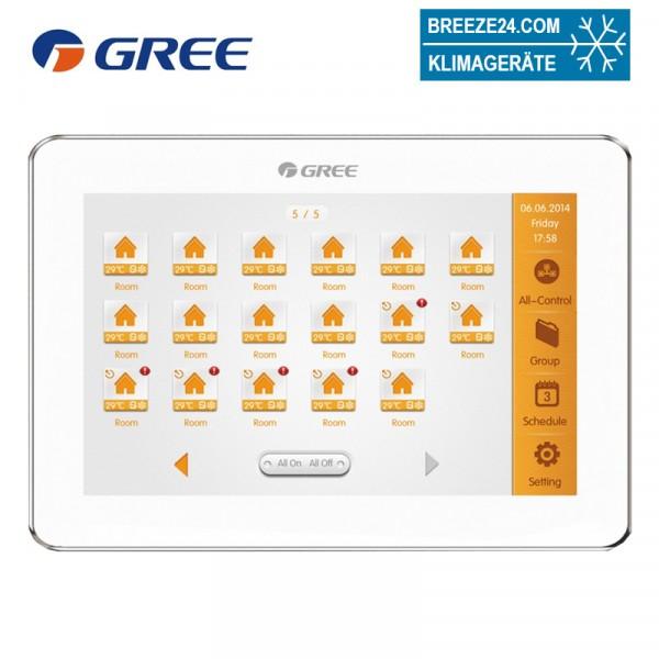GMV-CE52-24-F Zentralregler für bis zu 128 Innengeräte