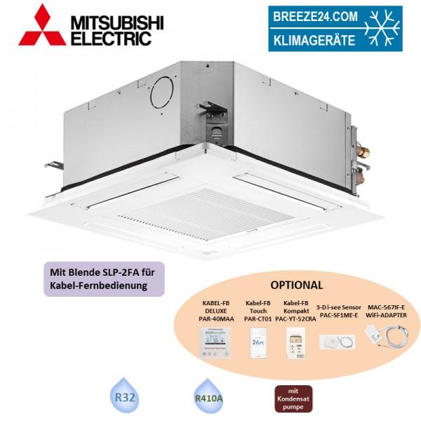 Mitsubishi Electric SLZ-M25FA 4-Wege-Deckenkassette + Blende SLP-2FA 2,5 kW