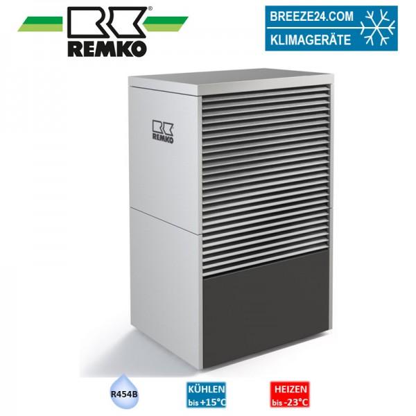 Remko LWM 80 ALU Monobloc-Wärmepumpe 5,0 kW