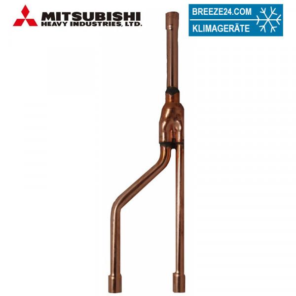 Verteilerset-2-1022 Kältemittelverteiler-Set, 2-Leiter, ohne Reduzierungen, ohne Isolierung