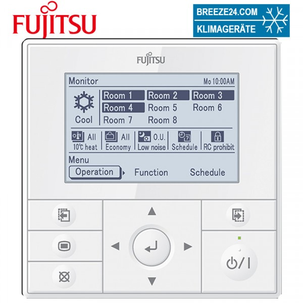 UTY-RNRYZ3 Touch-Fernbedienung