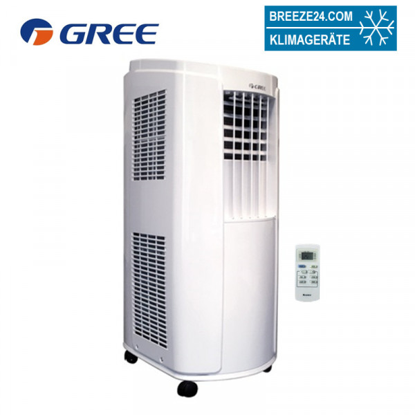 GPC-12-AL-R290 Mobiles Klimagerät nur Kühlen 3,5 KW