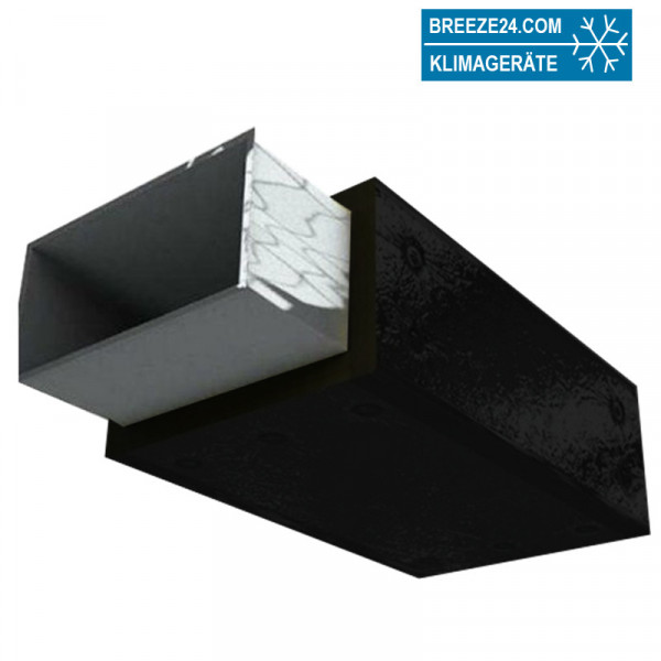 Lüftungskanal rechteckig isoliert Armaflex (pro m²)