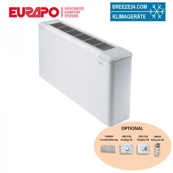 Eurapo Truhengerät Sigma 2,27 kW Kaltwasser SV114 zum Kühlen und Heizen